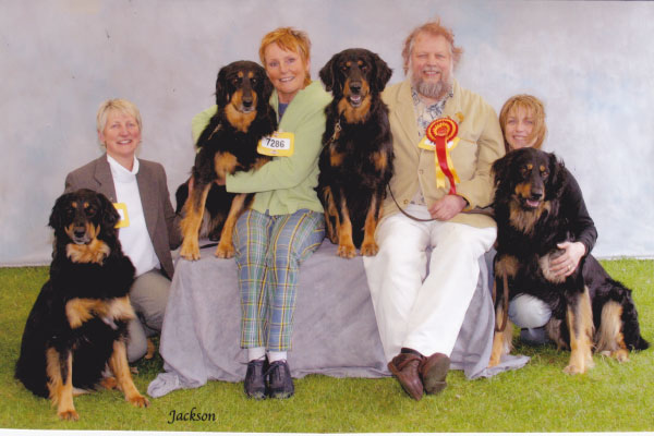 National Dog Show 2003  Breeders Stakes Winners